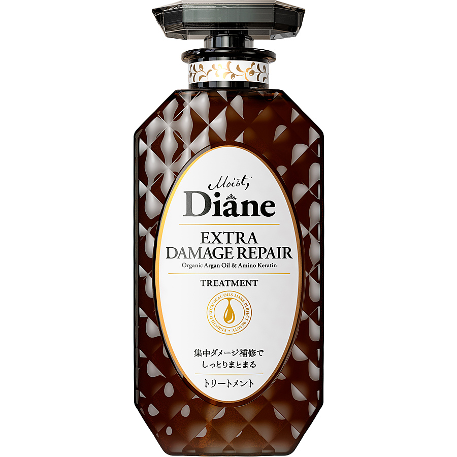 "MOIST DIANE Perfect Beauty Extra Damage Repair Treatment, 450мл. Бальзам-маска кератиновый ""Восстановление"""