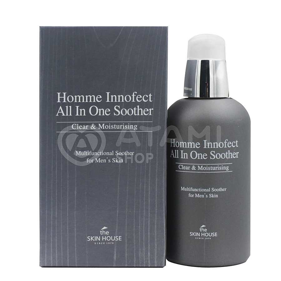 THE SKIN HOUSE Homme Innofect Control All-In-One Soother Средство для лица