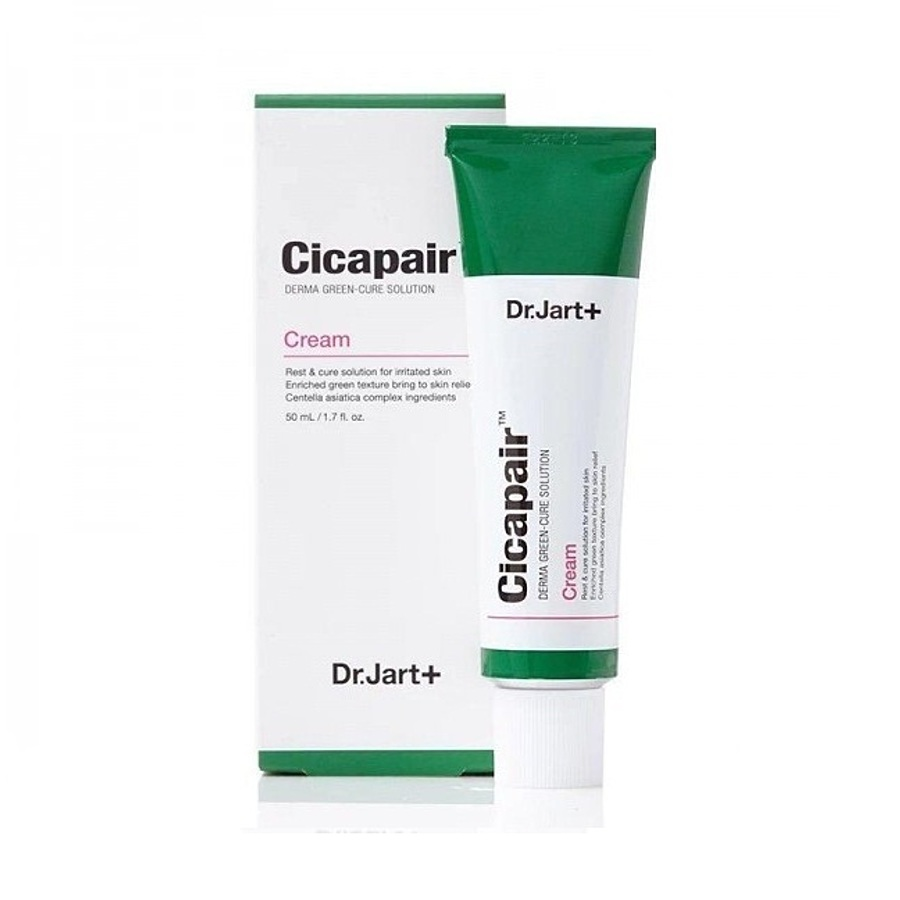 DR. JART+ Cicapair Cream, 50мл. Крем для лица восстанавливающий