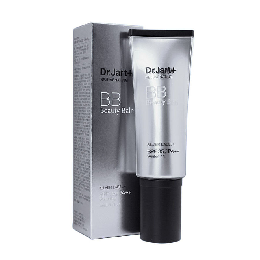 DR. JART+ Rejuvenating BB Beauty Balm Creams Silver Label, 40мл. BB крем для лица с лифтинг эффектом, SPF35 PA++